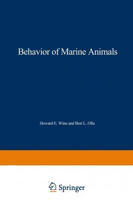 Behavior of Marine Animals, Volume 5: Shorebirds