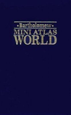 Bartholomew Mini Atlas World