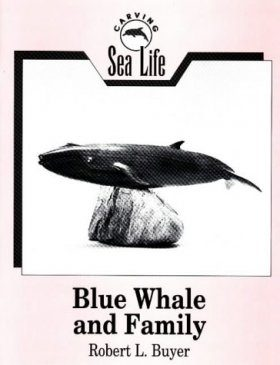 Carving Sea Life: Blue Whale and Family