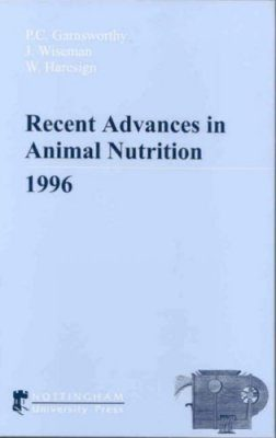 Recent Advances in Animal Nutrition 1996