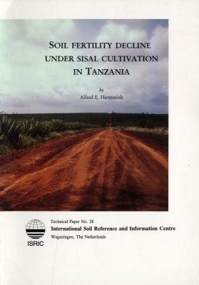 Soil Fertility under Sisal Culture in Tanzania