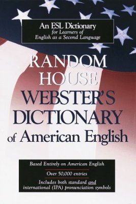 Random Houses Webster's Dictionary of American English