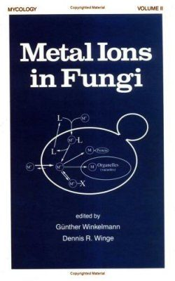 Metal Ions in Fungi