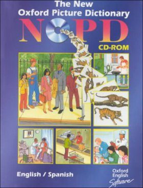 New Oxford Picture Dictionary on CD-ROM: English-Chinese