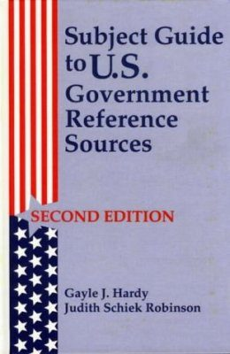 Subject Guide to US Government Reference Sources