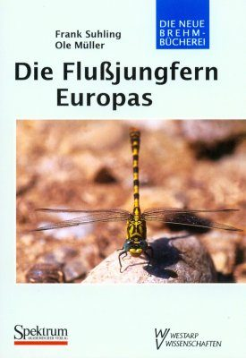 Die Flußjungfern Europas [The Gomphidae of Europe]