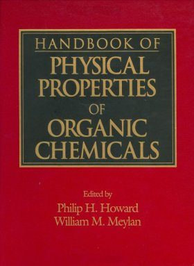 Handbook of Physical Properties of Organic Chemicals