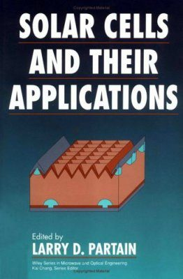 Solar Cells and Their Applications