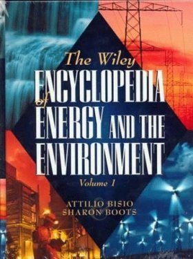 The Wiley Encyclopedia of Energy and the Environment