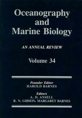 Oceanography and Marine Biology: An Annual Review, Volume 34