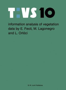Information Analysis of Vegetation Data