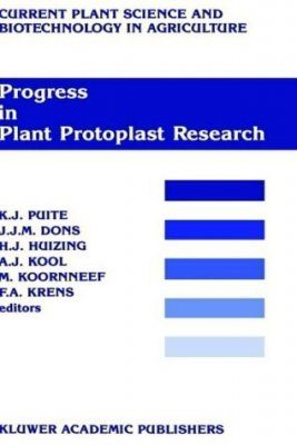 Progress in Plant Protoplast Research