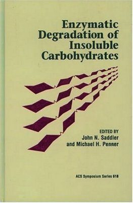 Enzymatic Degradation of Insoluble Carbohydrates