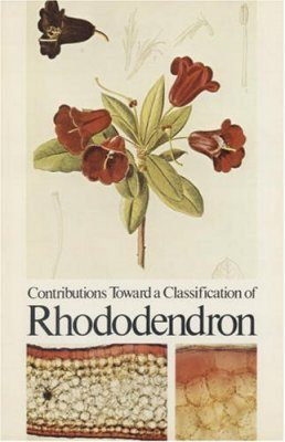Contributions Toward a Classification of Rhododendron