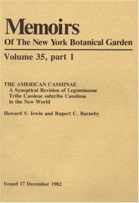The American Cassiinae. A Synoptical Revision of Leguminosae Tribe Cassieae Subtribe Cassiinae in the New World