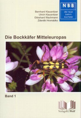 Die Bockkäfer Mitteleuropas [Longhorn Beetles of Central Europe] (2-Volume Set)