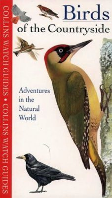 Collins Watch Guides: Birds of the Countryside