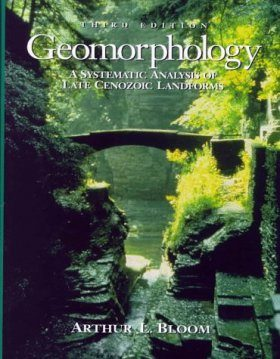 Geomorphology: A Systematic Analysis of Late Cenozoic Landforms
