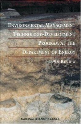 Environmental Management Technology-Development Program at the Department of Energy