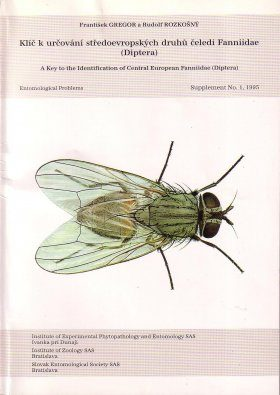 A Key to the Identification of Central European Fanniidae (Diptera)