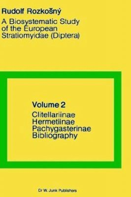 A Biosystematic Study of the European Stratiomyidae (Diptera), Volume 2
