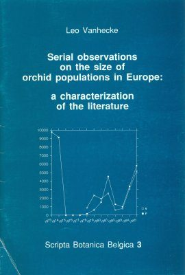 Serial Observations on the Size of Orchid Populations in Europe