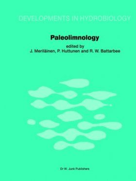 Paleolimnology: Proceedings of the Third International Symposium on Paleolimnology, Joensuu, Finland