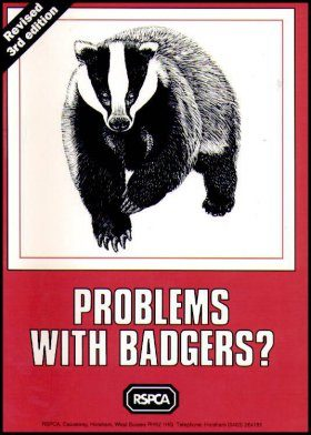 Problems with Badgers?