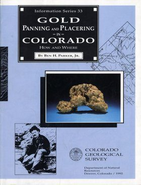 Gold Panning and Placering in Colorado
