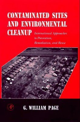 Contaminated Sites and Environmental Cleanup