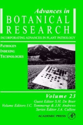 Advances in Botanical Research, Volume 23