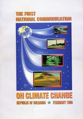 The First National Communication on Climate Change