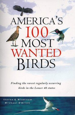 America's 100 Most Wanted Birds