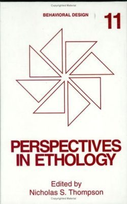 Perspectives in Ethology, Volume 11
