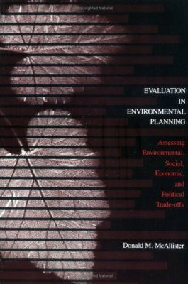 Evaluation in Environmental Planning