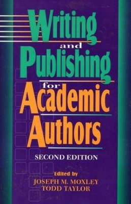 Writing and Publishing for Academic Authors