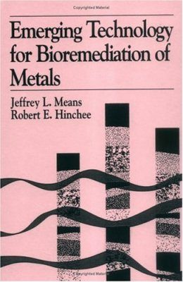 Emerging Technology for Bioremediation of Metals