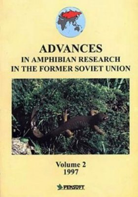 Advances in Amphibian Research in the former Soviet Union, Volume 2