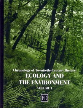 Chronology of Twentieth-Century History: Ecology and the Environment