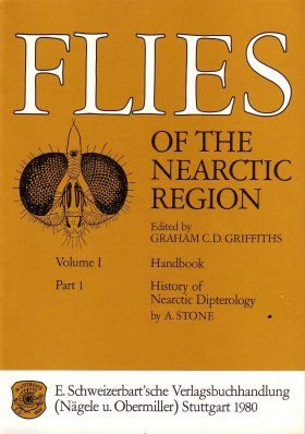 Flies of the Nearctic Region, Volume 1: Handbook, Part 1: History of Nearctic Dipterology