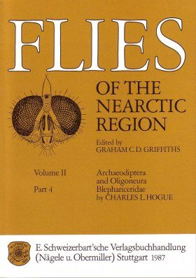 Flies of the Nearctic Region, Volume 2: Archaeodiptera and Oligoneura, Part 4: Blephariceridae