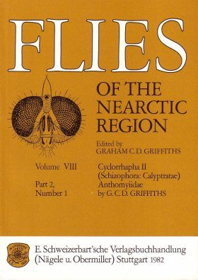 Flies of the Nearctic Region, Volume 8: Cyclorrapha II (Schizophora: Calyptratae), Part 2: Anthomyiidae, Number 1