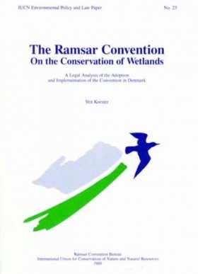 The Ramsar Convention on the Conservation of Wetlands