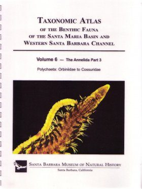 Taxonomic Atlas of the Benthic Fauna of the Santa Maria Basin and the Western Santa Barbara Channel, Volume 6