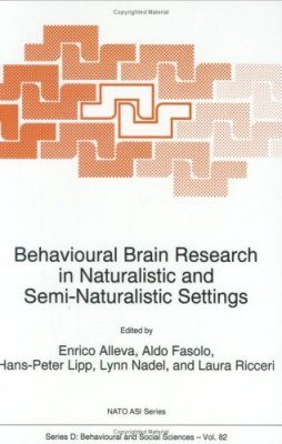 Behavioural Brain Research in Naturalistic and Semi-Naturalistic Settings