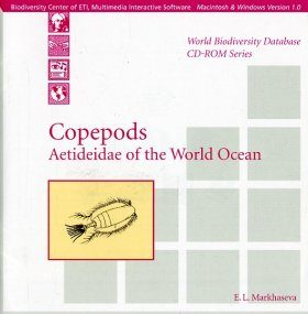 Copepods: Aetidaeidae of the World Ocean