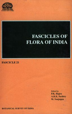 Fascicles of Flora of India, Fascicle 21