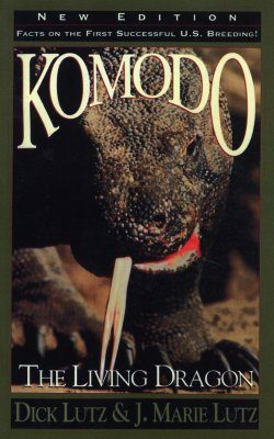 Komodo: The Living Dragon