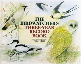 The Birdwatcher's Three-Year Record Book