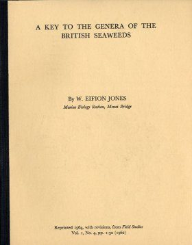A Key to the Genera of the British Seaweeds